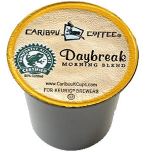 Caribou Daybreak K-Cups